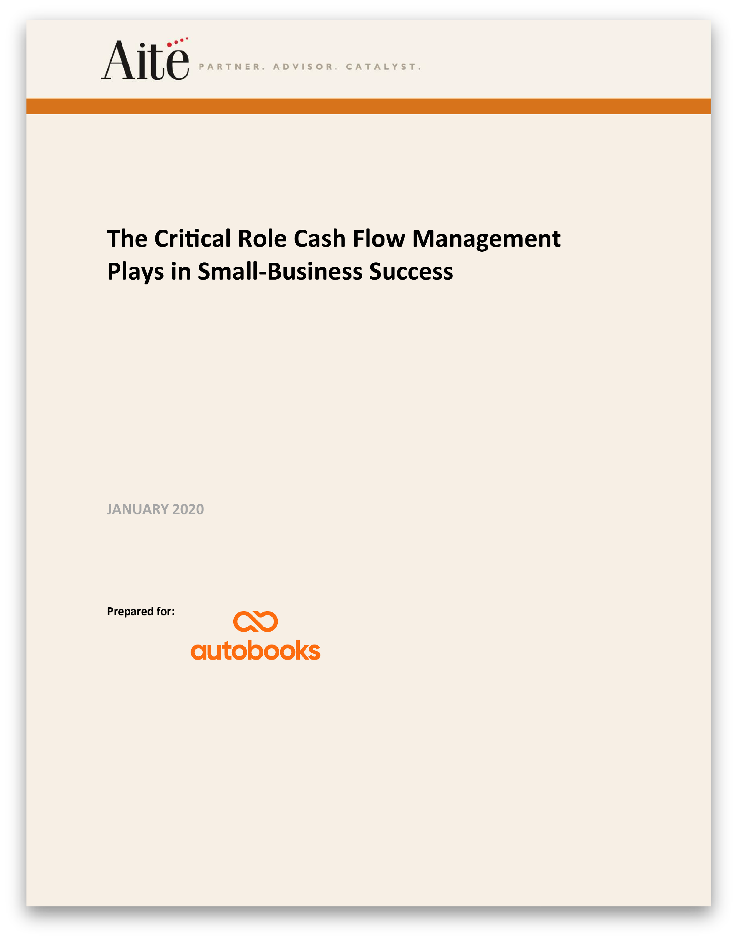 The critical role cash flow management plays in small business success